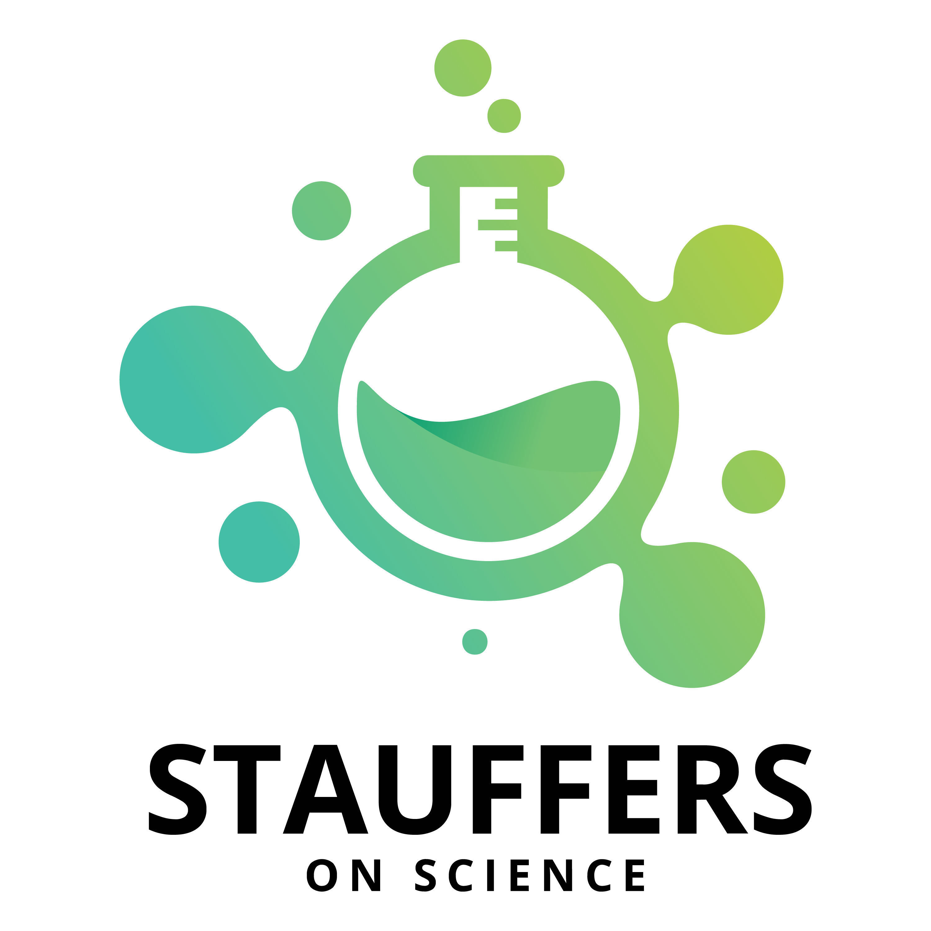 Stauffers on Science Logo