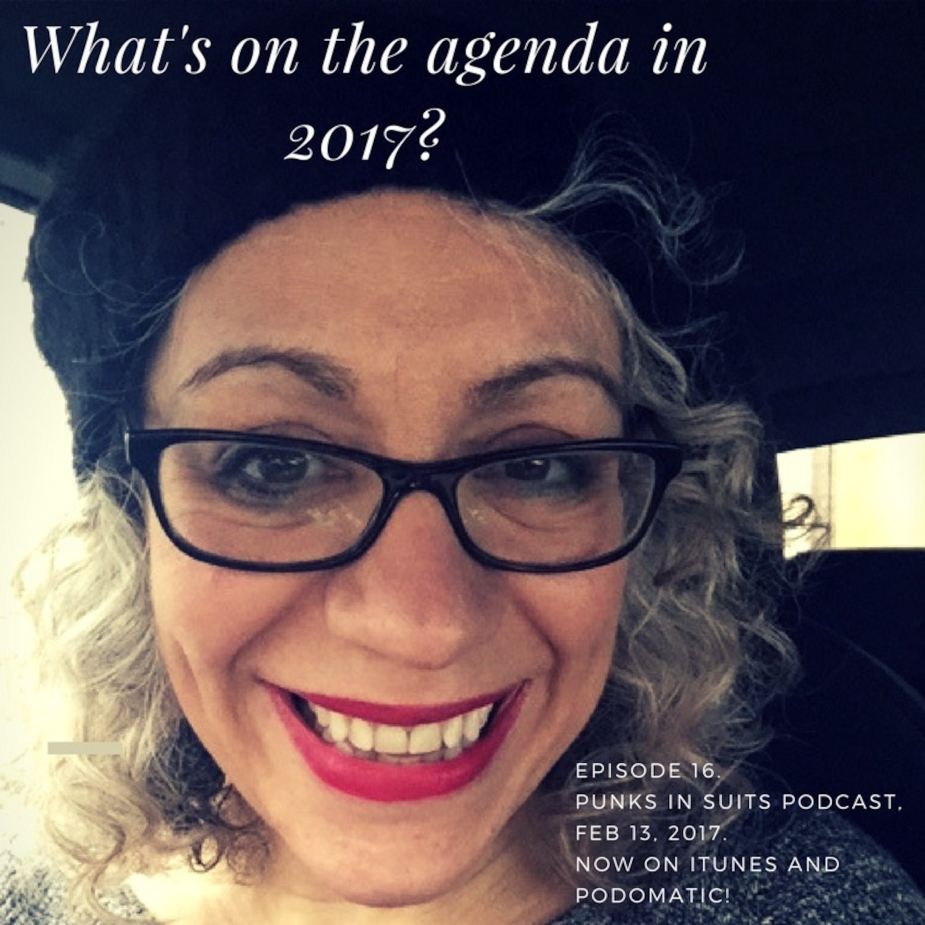 Episode 16: What's on the agenda in 2017?