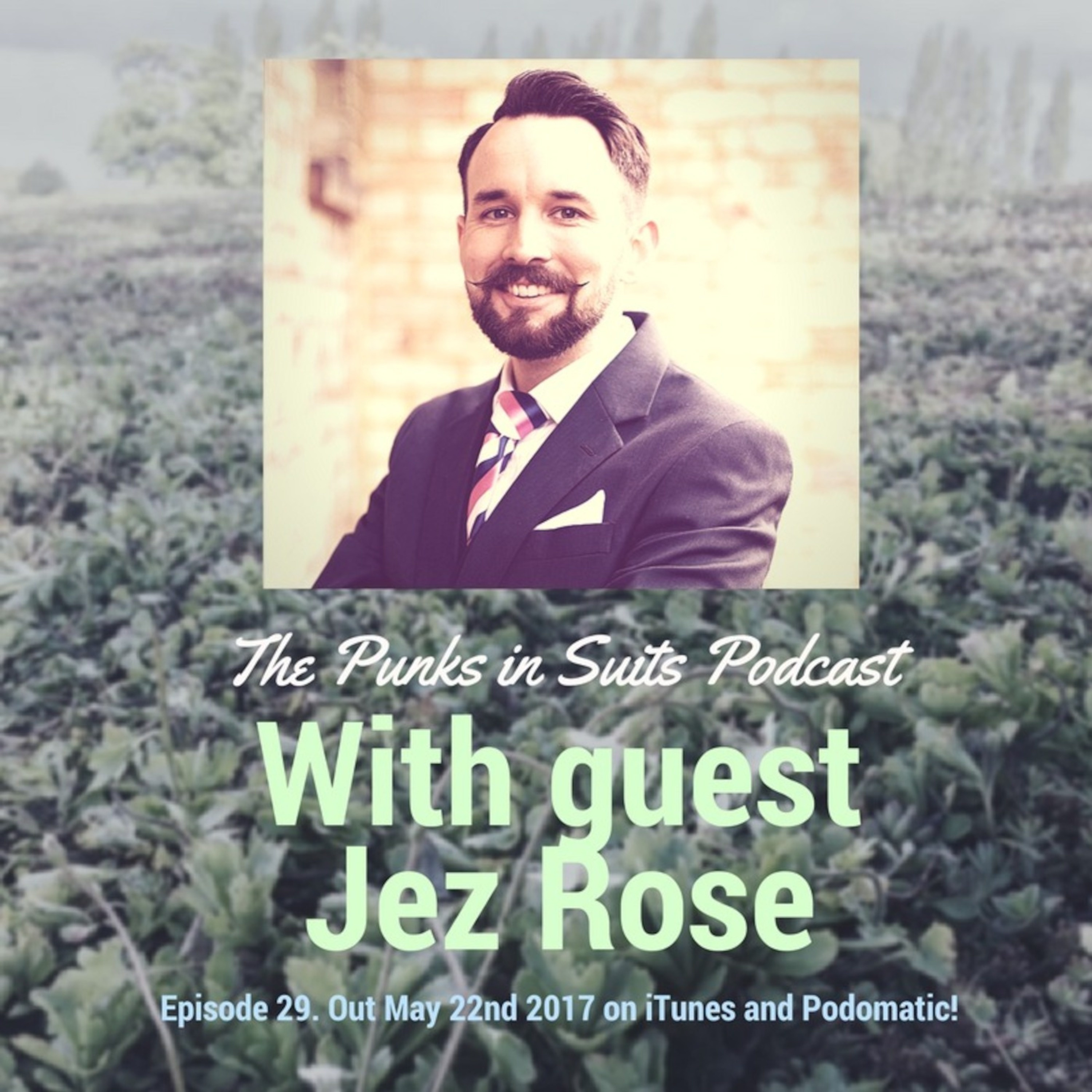 Episode 29: The Good Life Project with Jez Rose