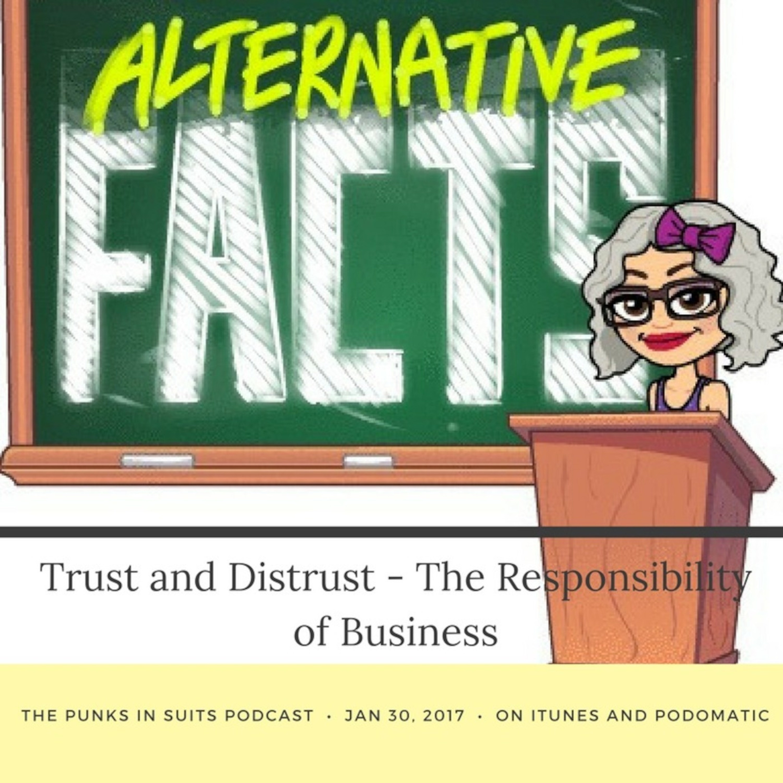 Episode 14: Trust and Distrust - The Responsibility of Business