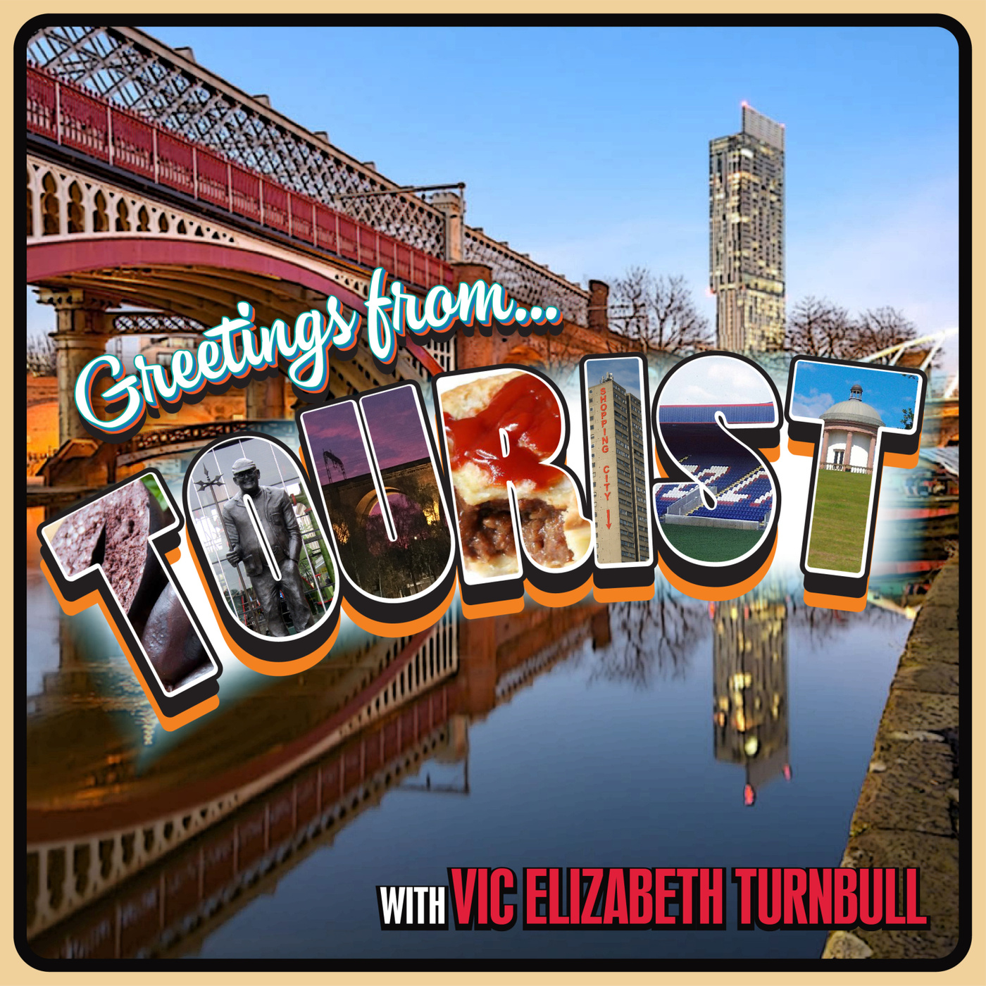 Tourist Podcast - The Trailer
