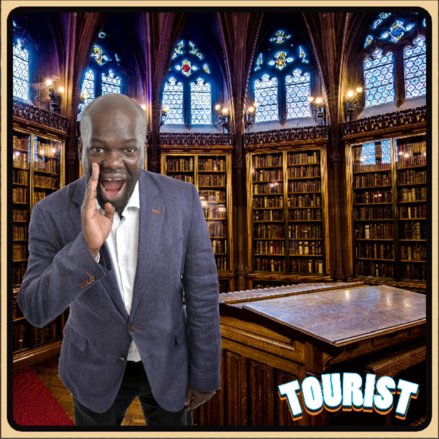 Daliso Chaponda - The John Rylands Library