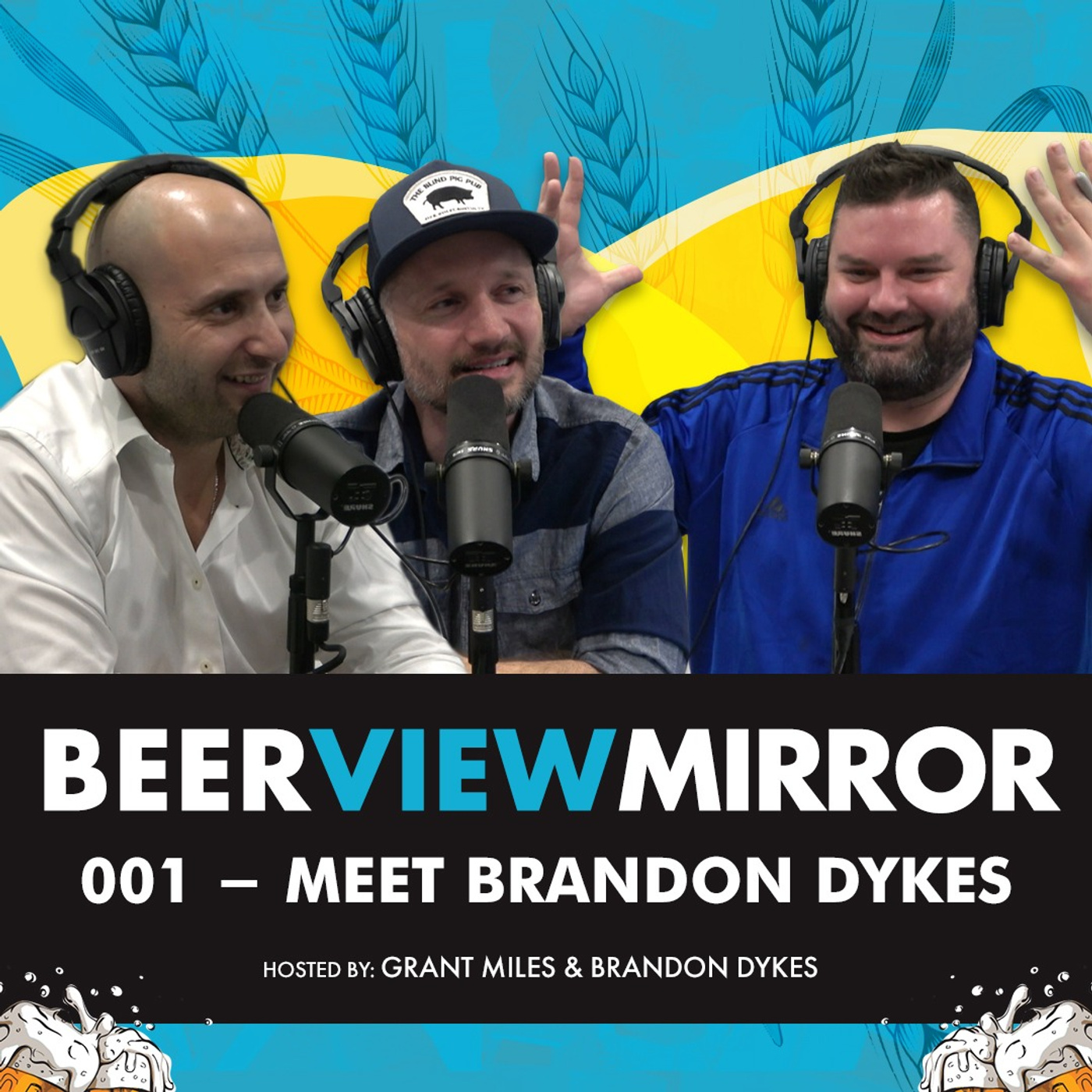Beer View Mirror 001 Lets Have a Beer, Meet Brandon Dykes