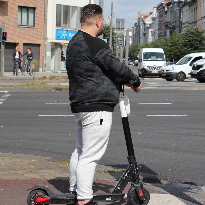 Afgelopen zomer was er veel media-aandacht voor de opkomst van elektrische steps. Het eerste dodelijke ongeval met een elektrische step in België haalde de voorpagina van de kranten....