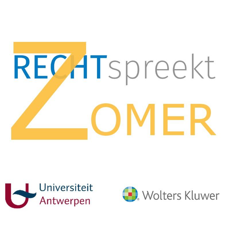 """""""RECHTspreekt zomer"""" in partnership met Universiteit Antwerpen. Vanaf midden juli brengen onze podcasts RECHTspreekt & parlonsDROIT een zomerreeks over de impact en de gevolgen van de..."""