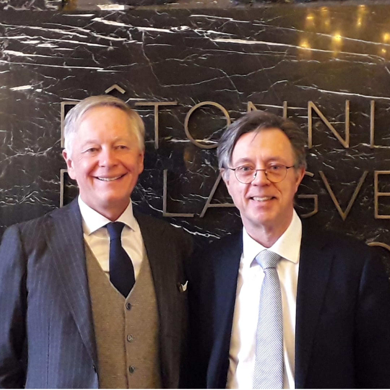 Dans cet épisode, Michel Forges, bâtonnier de l'ordre français du barreau de Bruxelles et Peter Callens, bâtonnier de l'ordre néerlandais du même barreau, nous reçoivent dans le...