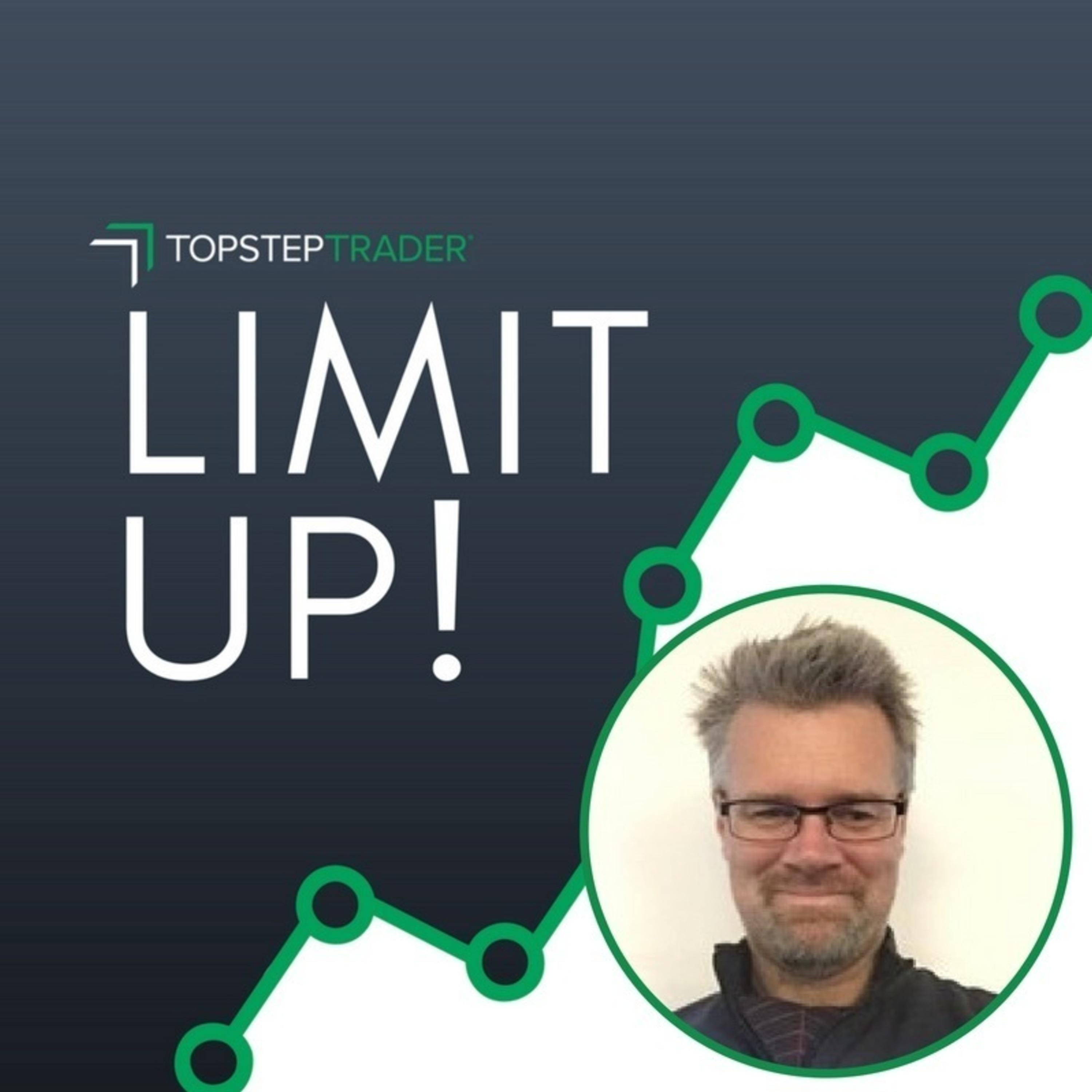 Finding Your Trading Stride - Patrick Rooney | Trading Podcast