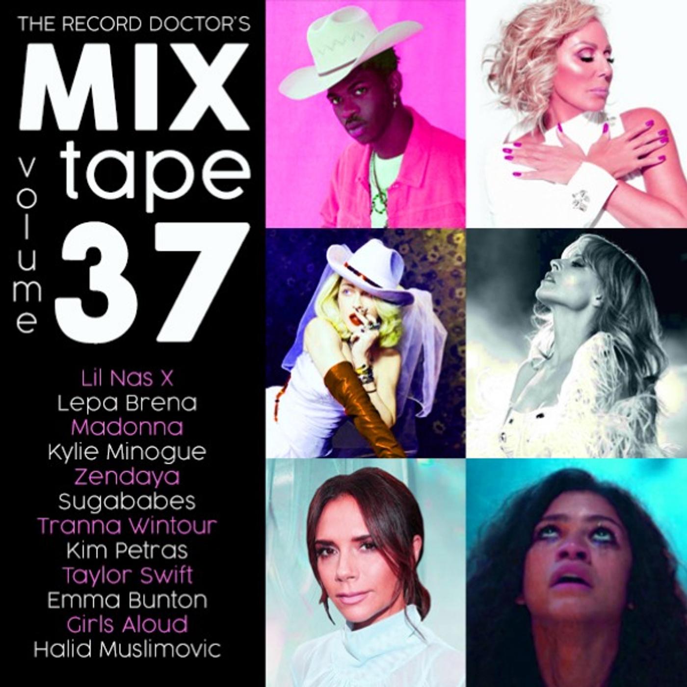 Episode 145 - Mixtape #37