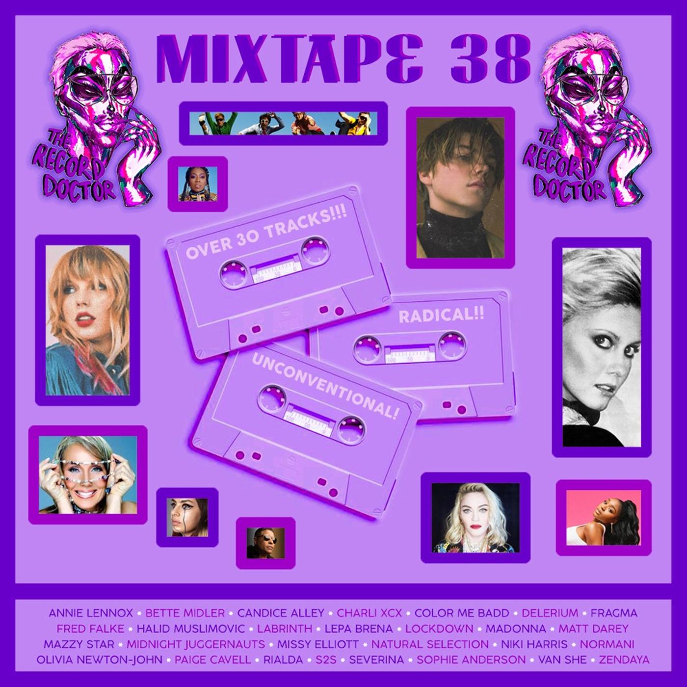 Episode 147 - Mixtape #38