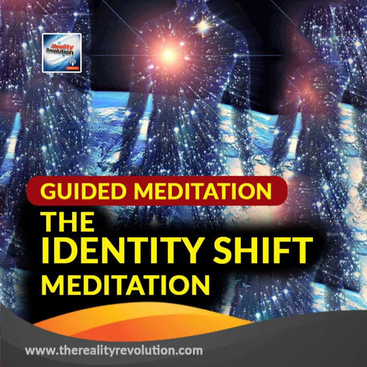 84 Guided Meditation: The Identity Shift Meditation (111 HZ