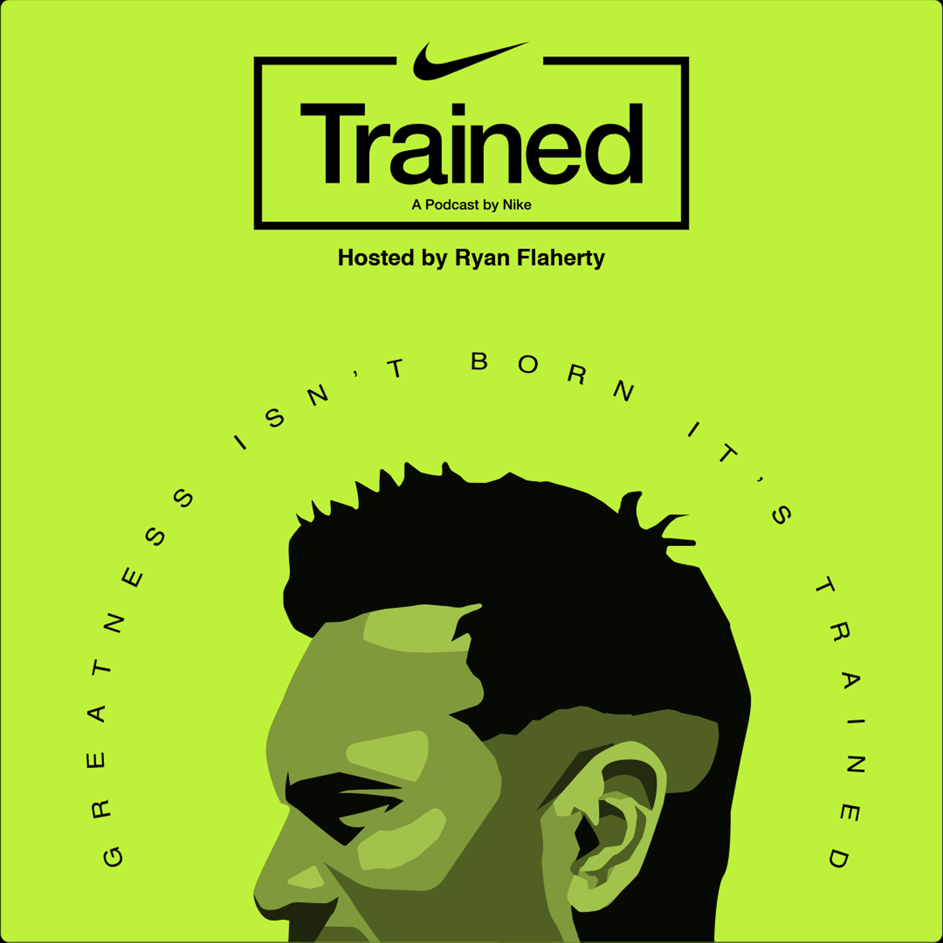 TRAINED Logo