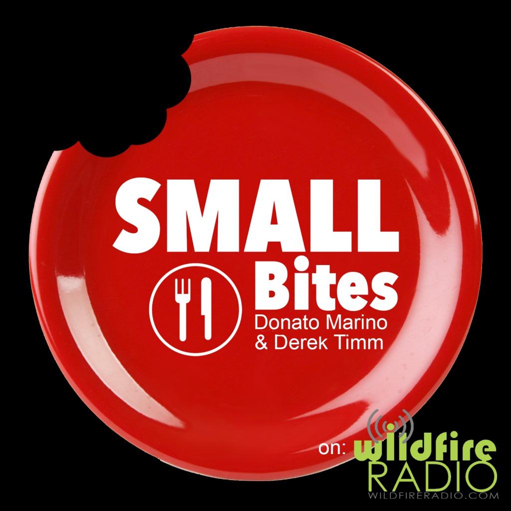 Small Bites Episode 101   Small Bites Radio