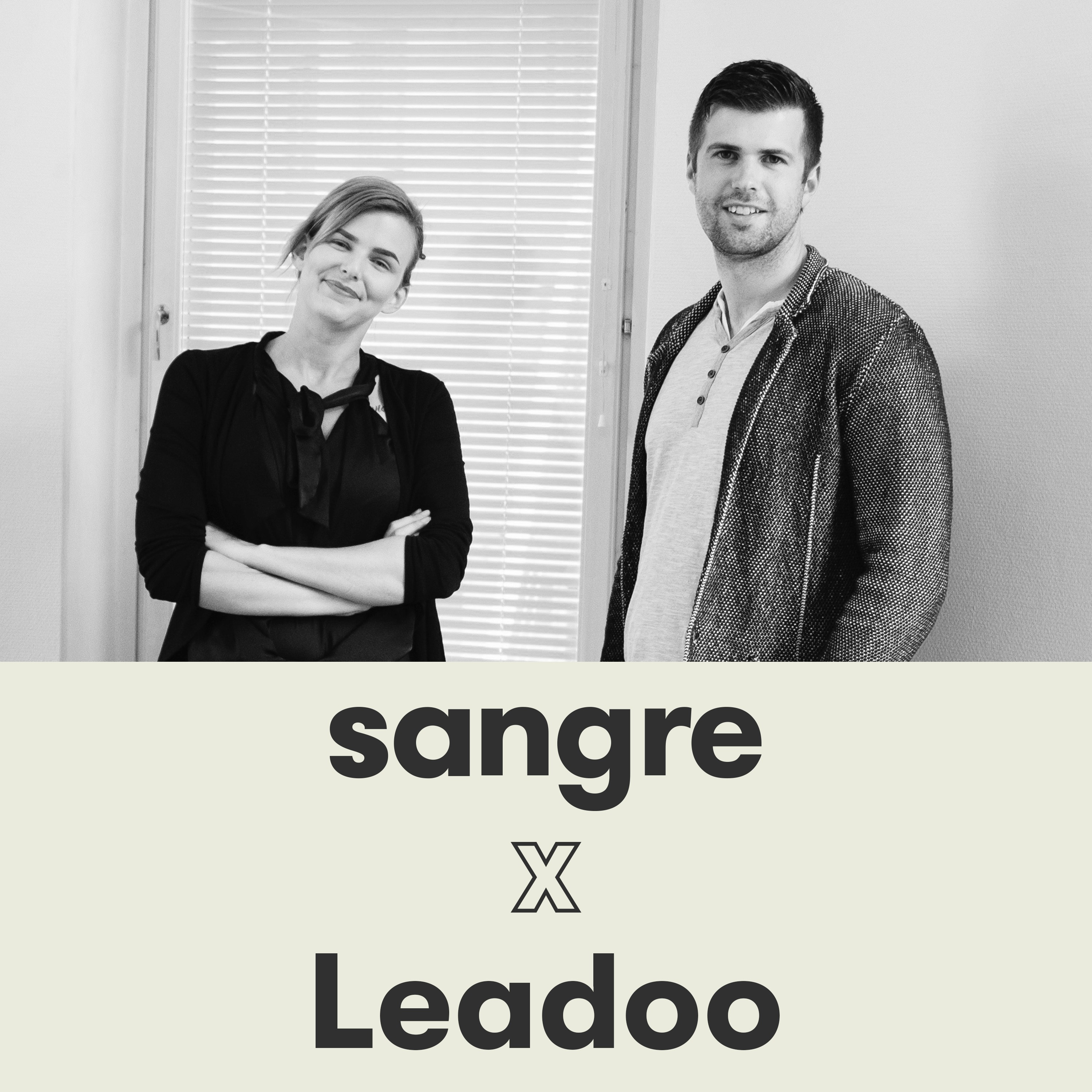 Sangre x Leadoo: Designing human-like interactions with chatbots
