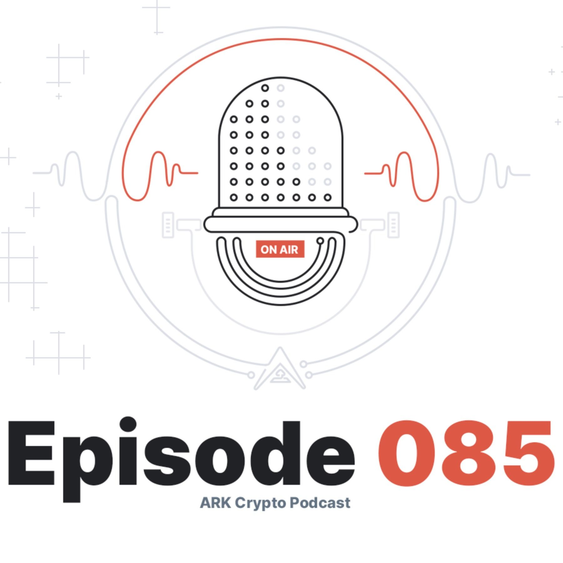 ARK Crypto Podcast #085 - Reacting to ARK Descriptions on Crypto Directory Websites (Part 1)