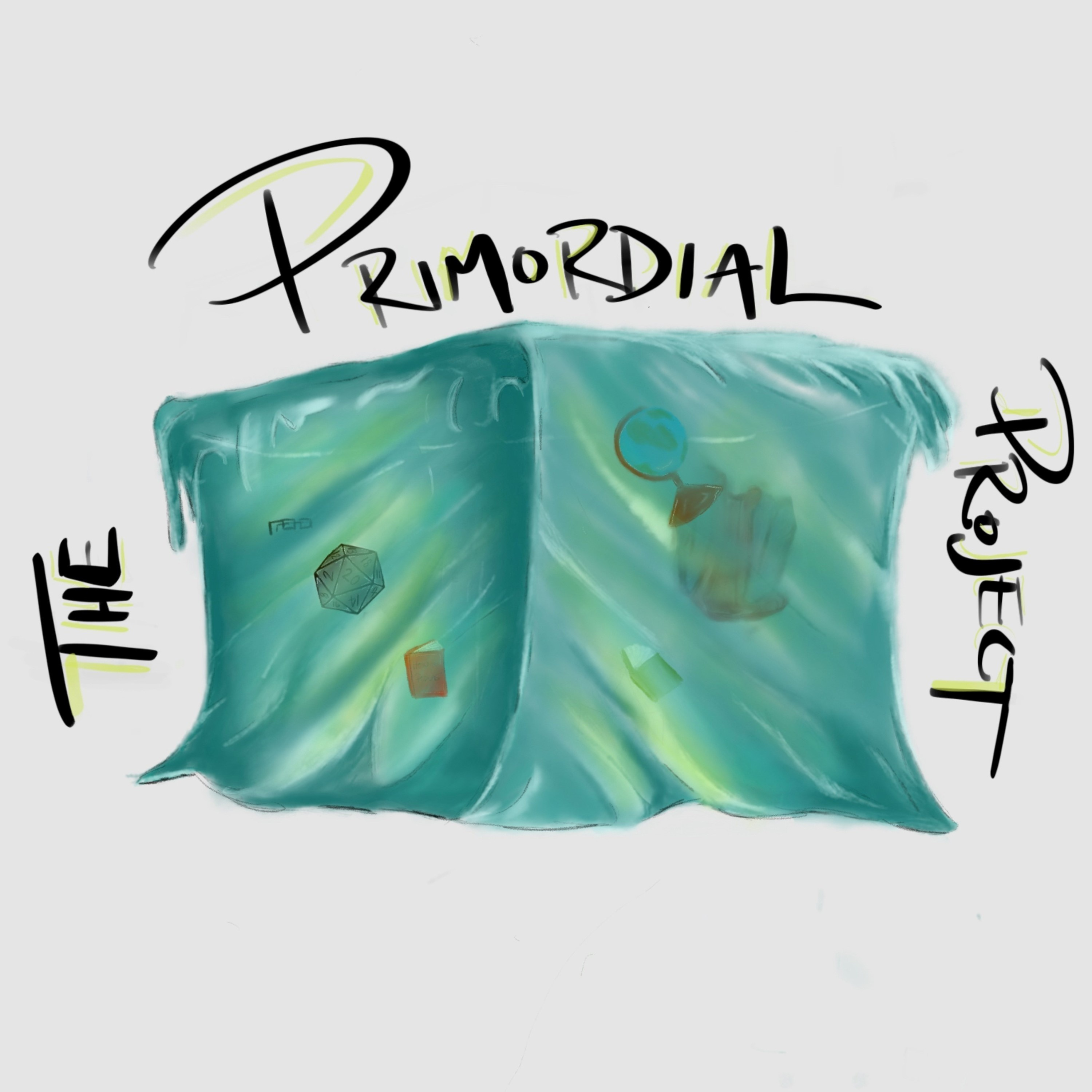 The Primordial Project Logo