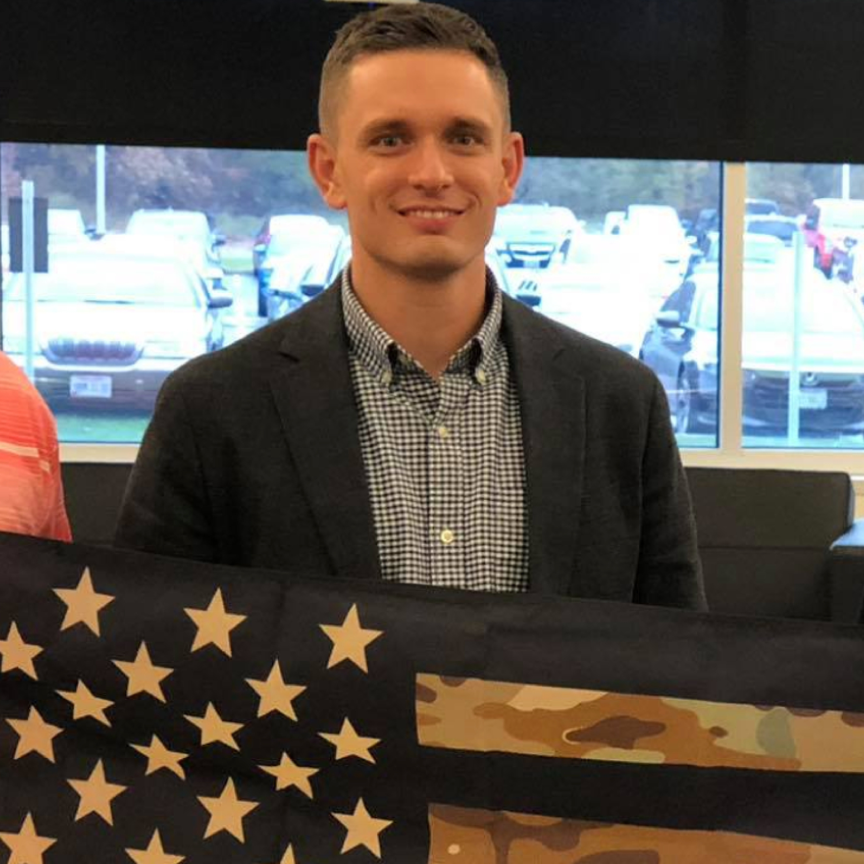 E081: Thank You for Your Service with Dan Berei, the Founder of Combat Flags
