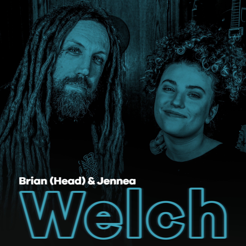 "(Korn) Brian ""Head"" & Jennea Welch"