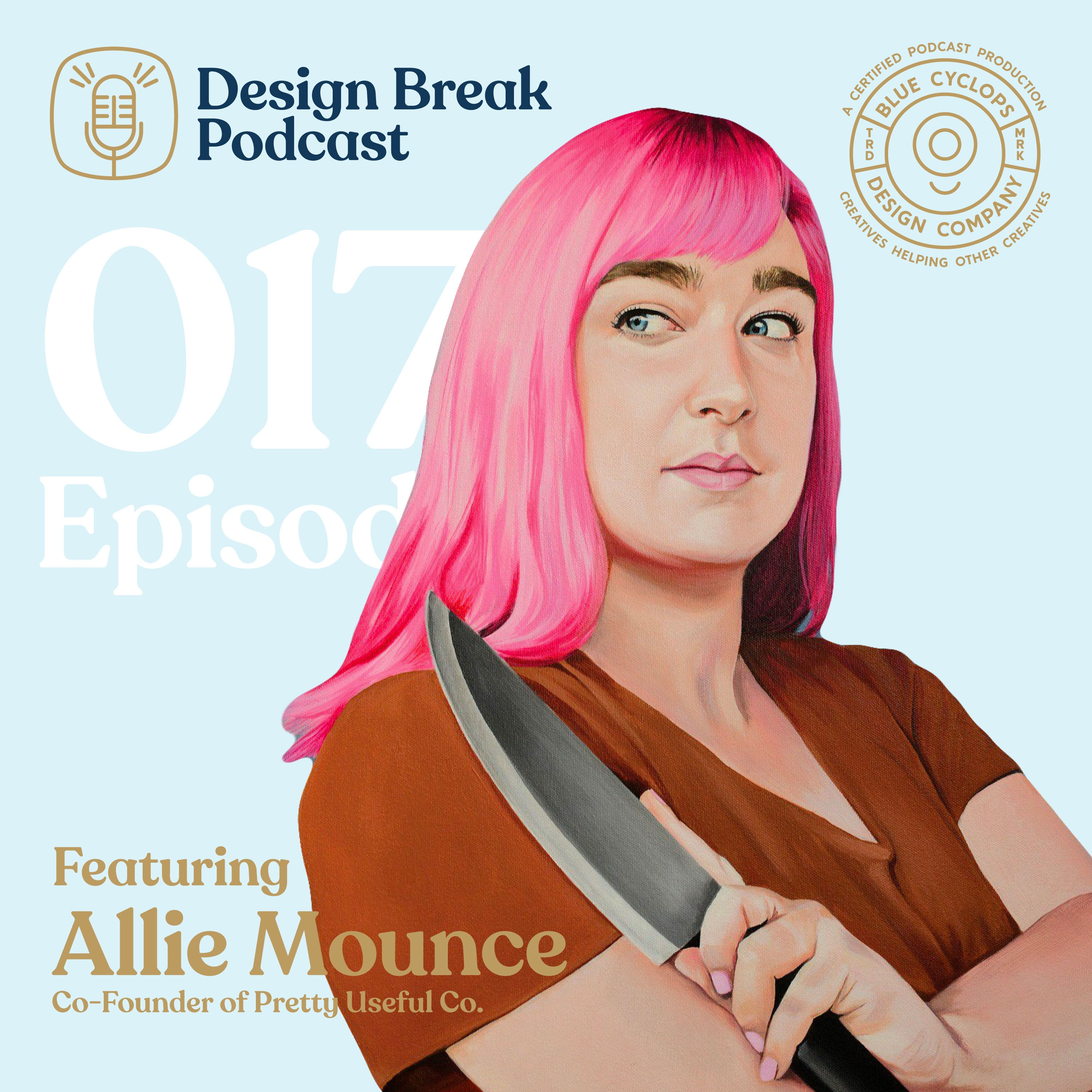 Interview with Allie Mounce | 017