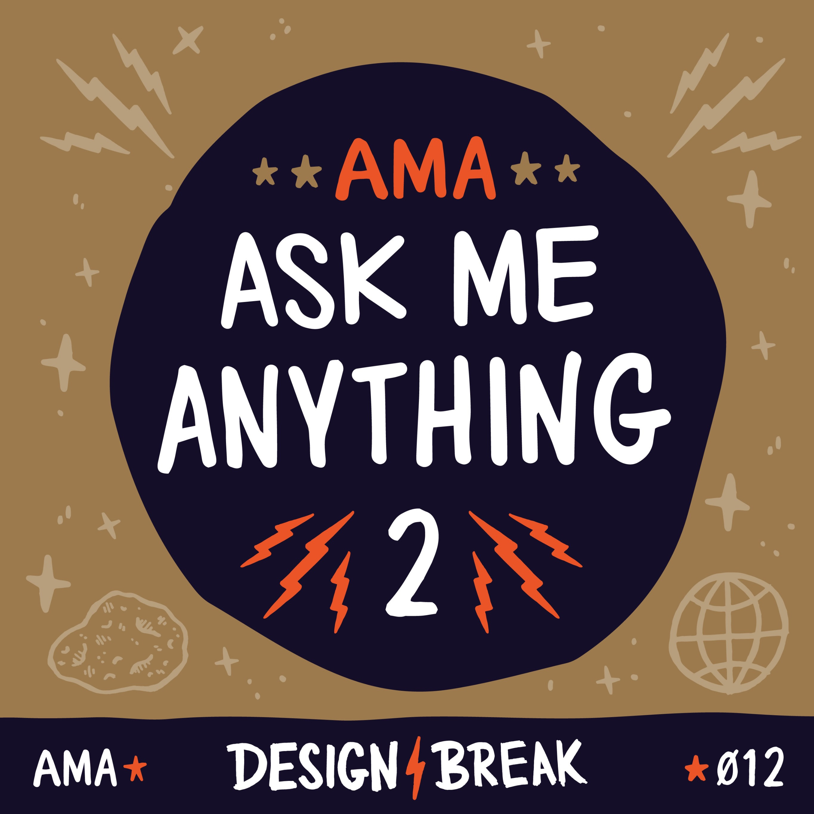 AMA: Is it Possible to Master All Areas of Art & Design? | 012