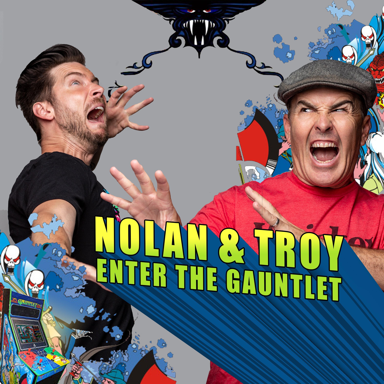 RETRO REWIND - Nolan North and Troy Baker Enter the Gauntlet