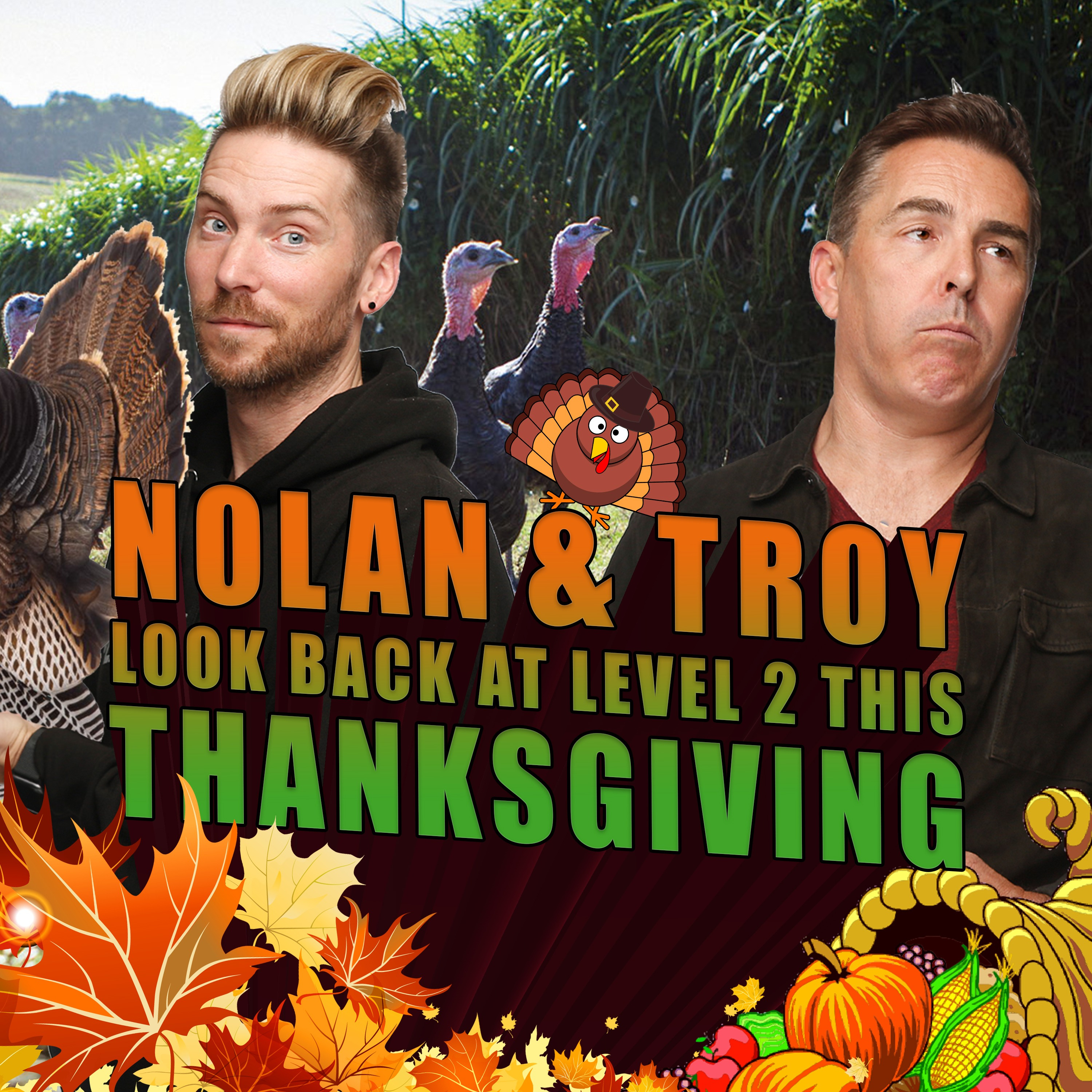 Nolan North & Troy Baker Look Back at Level 2 This Thanksgiving