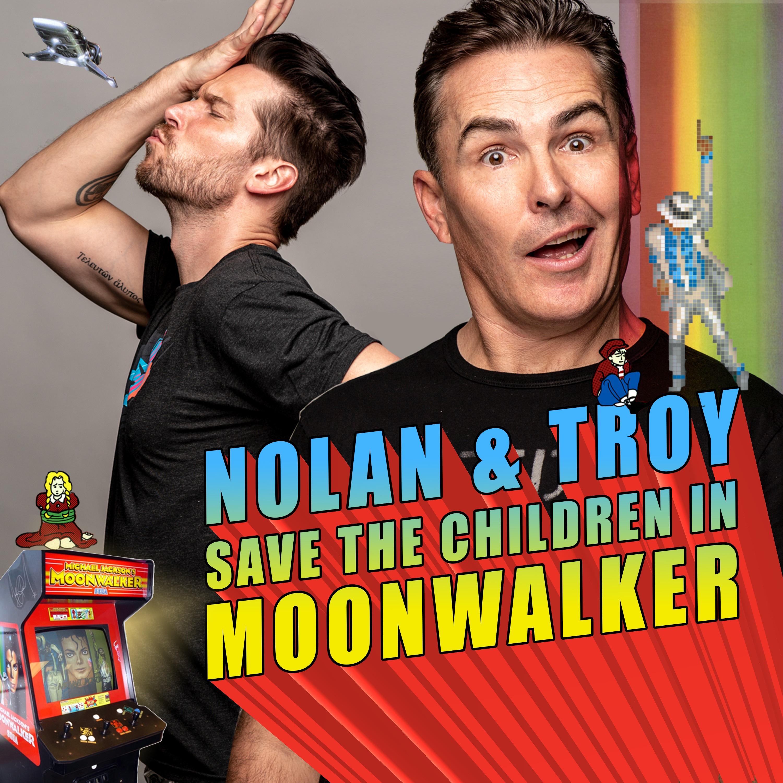 RETRO REWIND - Nolan & Troy Save the Kids in Michael Jackson's Moonwalker