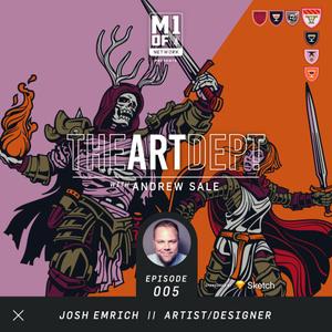 TAD: Artist/Designer Josh Emrich