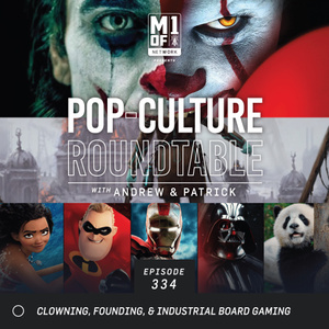 PCR: Clowning, Founding, & Industrial Board Gaming