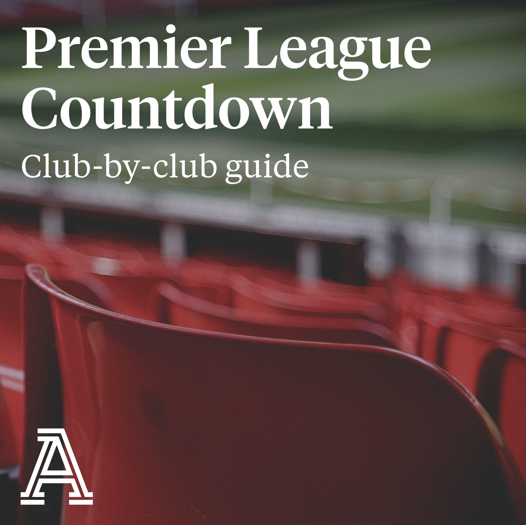Premier League Countdown - Arsenal