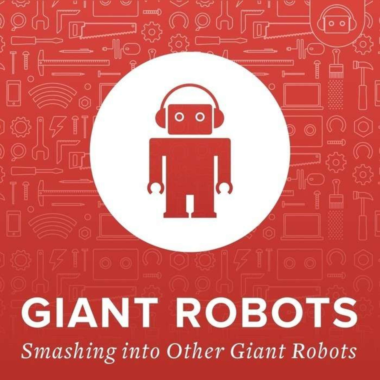 Giant Robots Smashing Into Other Giant Robots
