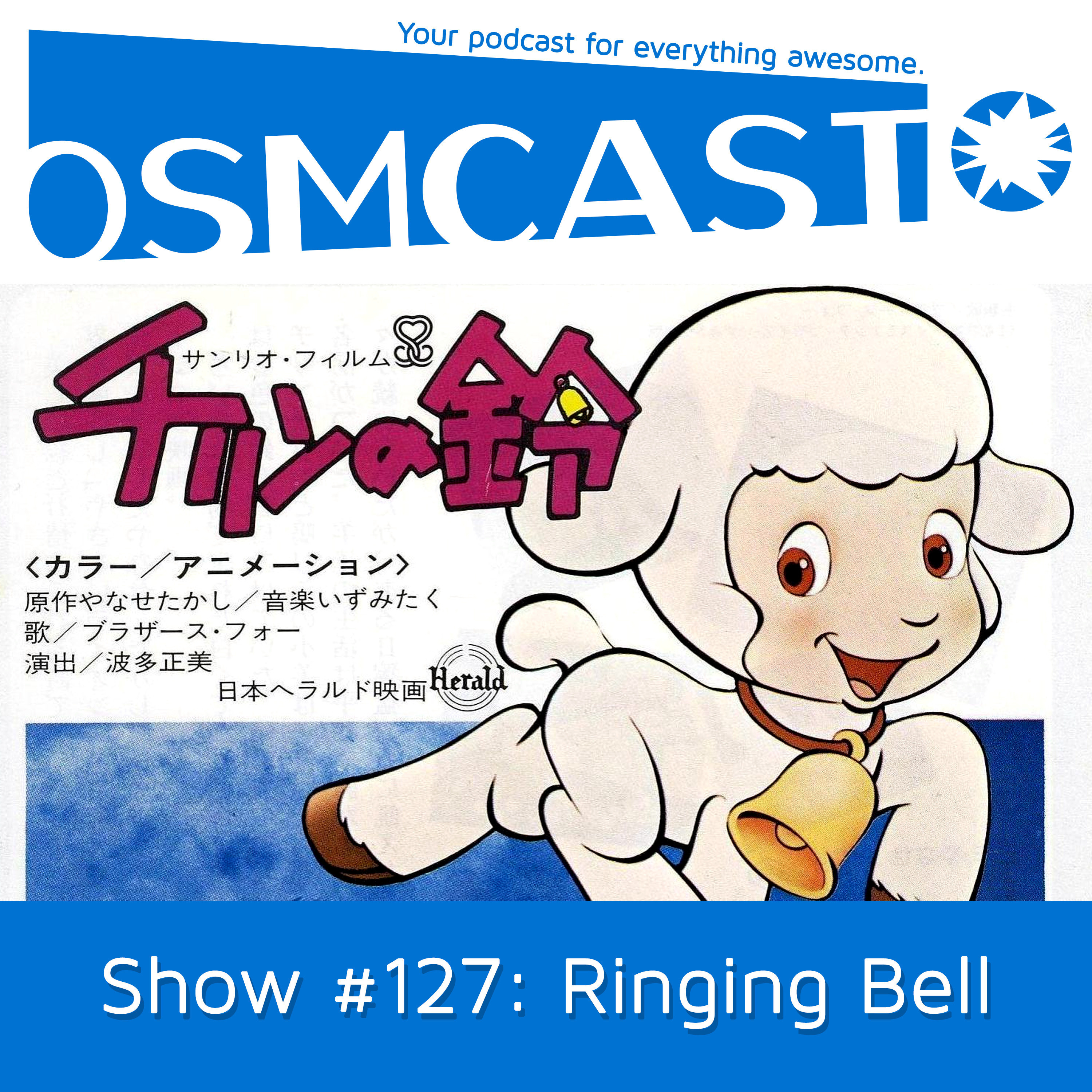 OSMcast! Anime, Video Games, Interviews, and More! | Podbay