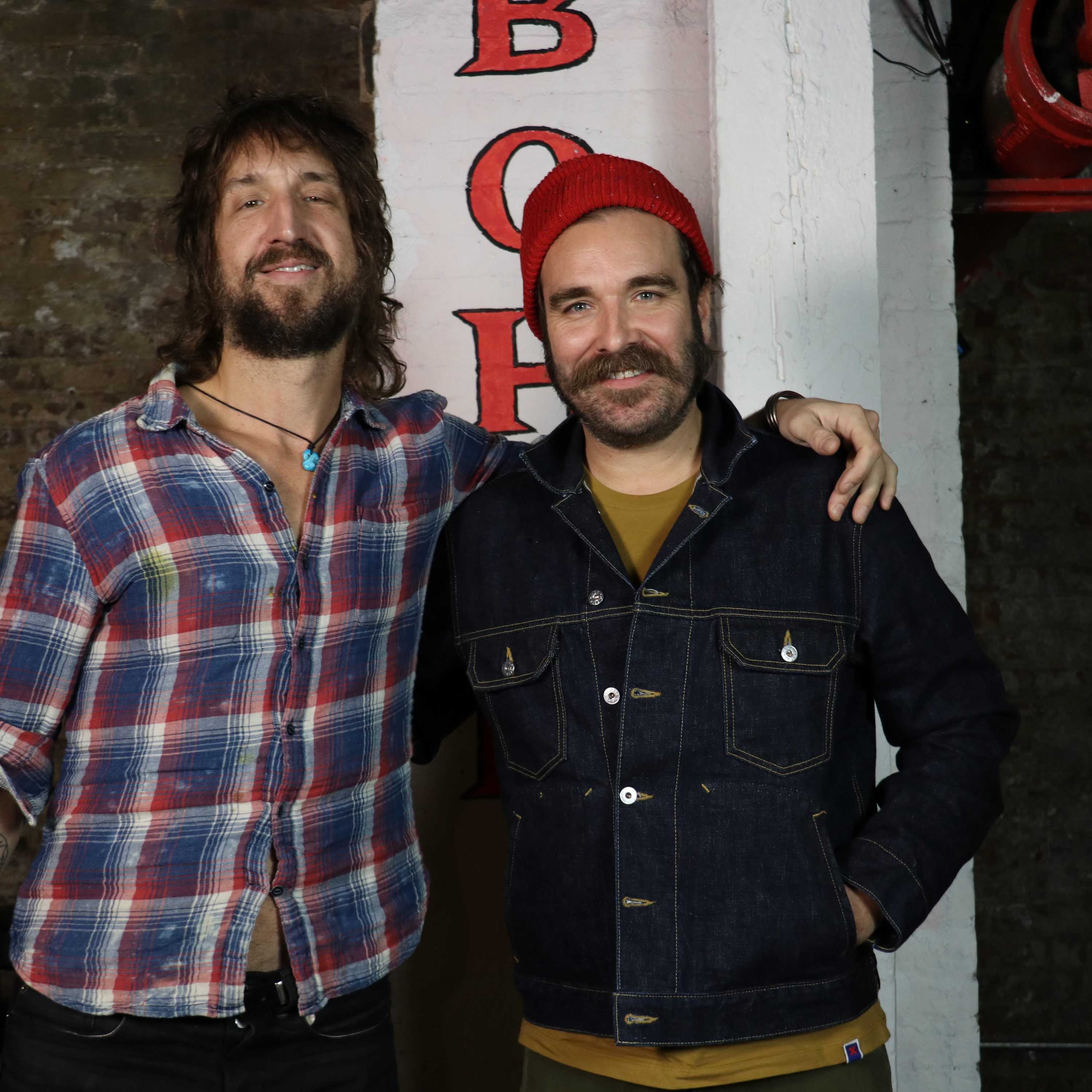Episode #58: Scott Terry (Red Wanting Blue)