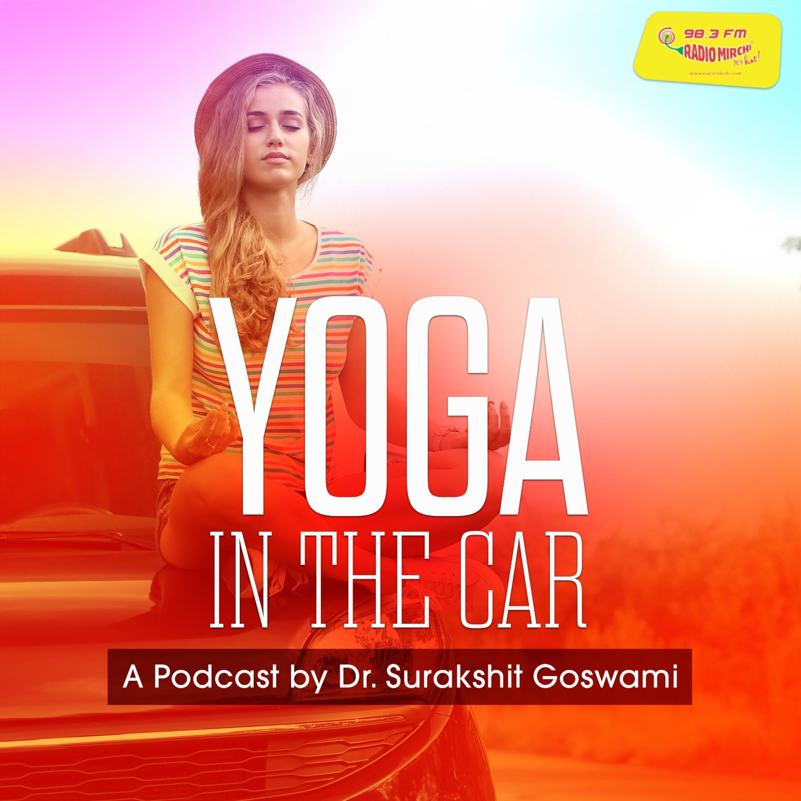 Yoga In The Car | Radio Mirchi