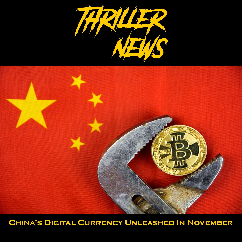 Thriller Crypto - Bitcoin, Ethereum, Stellar Lumens