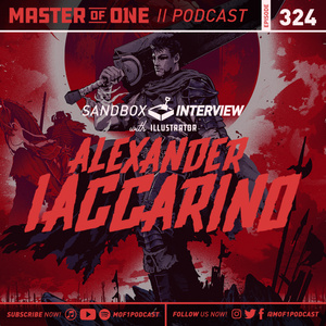 Episode 324: Sandbox Interview - with Illustrator Alexander Iaccarino