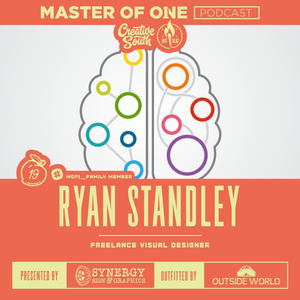 Creative South Live Episode 19: Ryan Standley