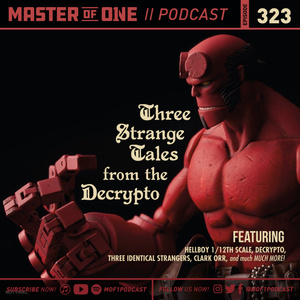 Episode 323: Three Strange Tales from the Decrypto