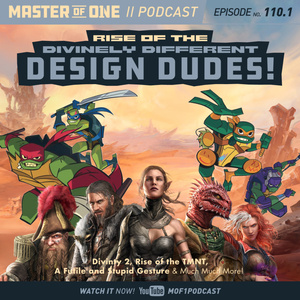 Episode 110.1: Rise of the Divinely Different Design Dudes