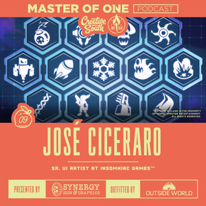 Creative South Live Episode 9: Jose Ciceraro