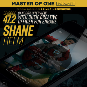 Episode 47.2: Sandbox Interview - with Veteran Web Designer Shane Helm