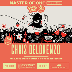 Creative South Live Episode 2: Chris Delorenzo