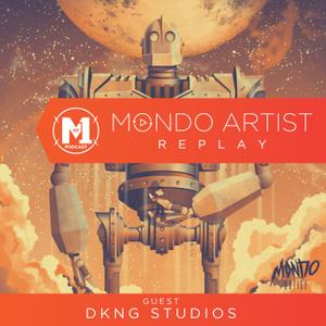 Mondo Artist Replay 2: DKNG Studios