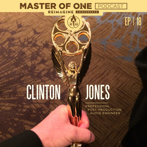 ReImagine Live Episode 18: Clinton Jones