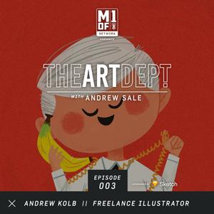TAD: Freelance Artist/Illustrator Andrew Kolb