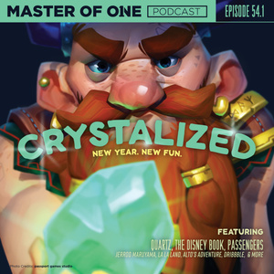 Episode 54.1: Crystalized - New Year. New Fun.