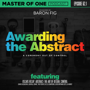 Episode 61.2: Awarding the Abstract - a ceremony out of control