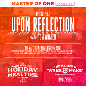 Episode 53.1: Upon Reflection - with Tom Whalen