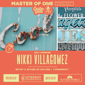 Creative South Live Episode 17: Nikki Villagomez