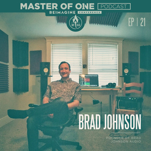 ReImagine Live Episode 21: Brad Johnson