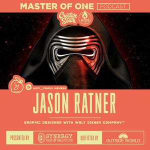 Creative South Live Episode 21: Jay Ratner